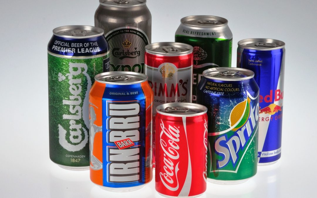 European recycling rate for beverage cans at a new record level