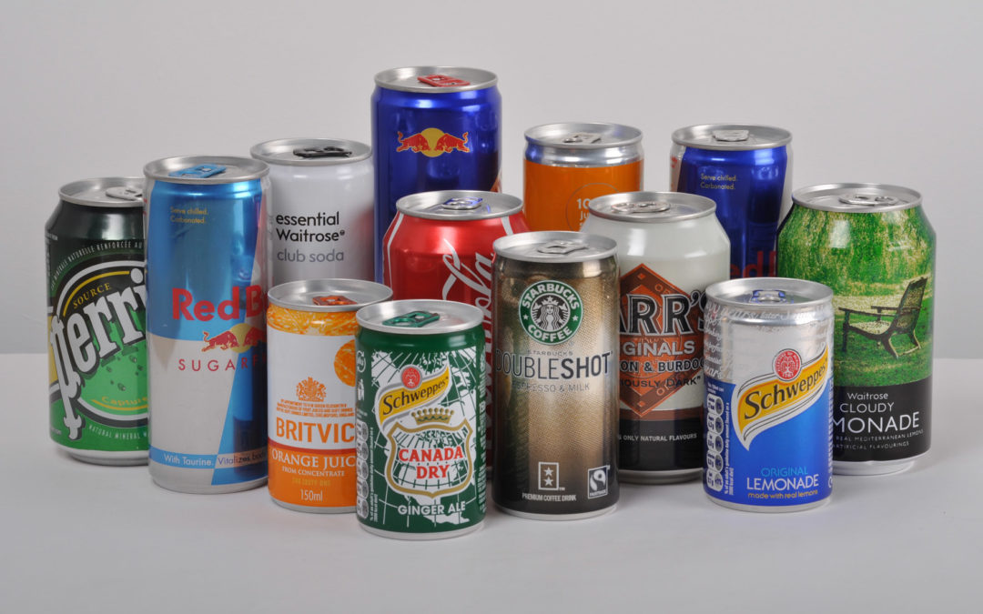 Two out of Three Aluminium Beverage Cans Recycled in Europe!
