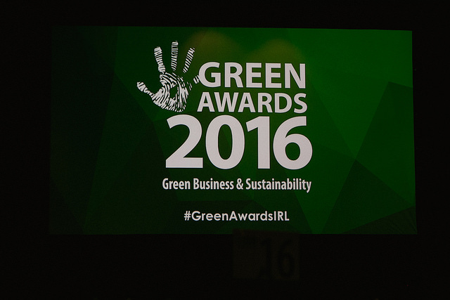 Alupro Ireland Shortlisted for Green Award 2016