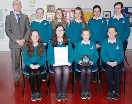 Eco Alu Art & Design Award Winners – St John Bosco CS Kildysart, Co. Clare